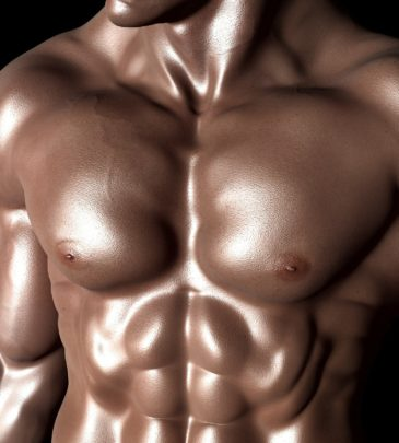 Chest Shoulders Set