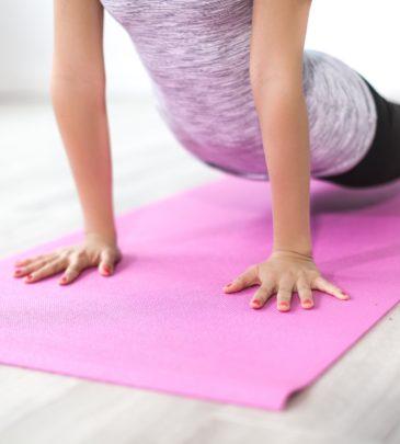 Yoga Routine 1
