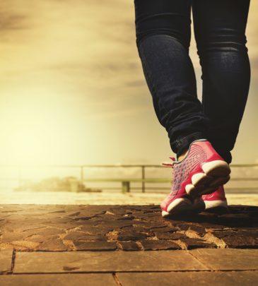 Walking for Optimal Health