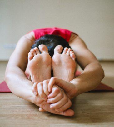 Yoga Routine 8