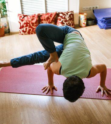Yoga Routine 2